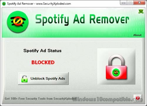 Spotify Ad Remover 1 0 Free download